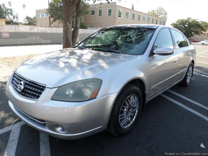 2006 nissan altima 2.5 s owners manual
