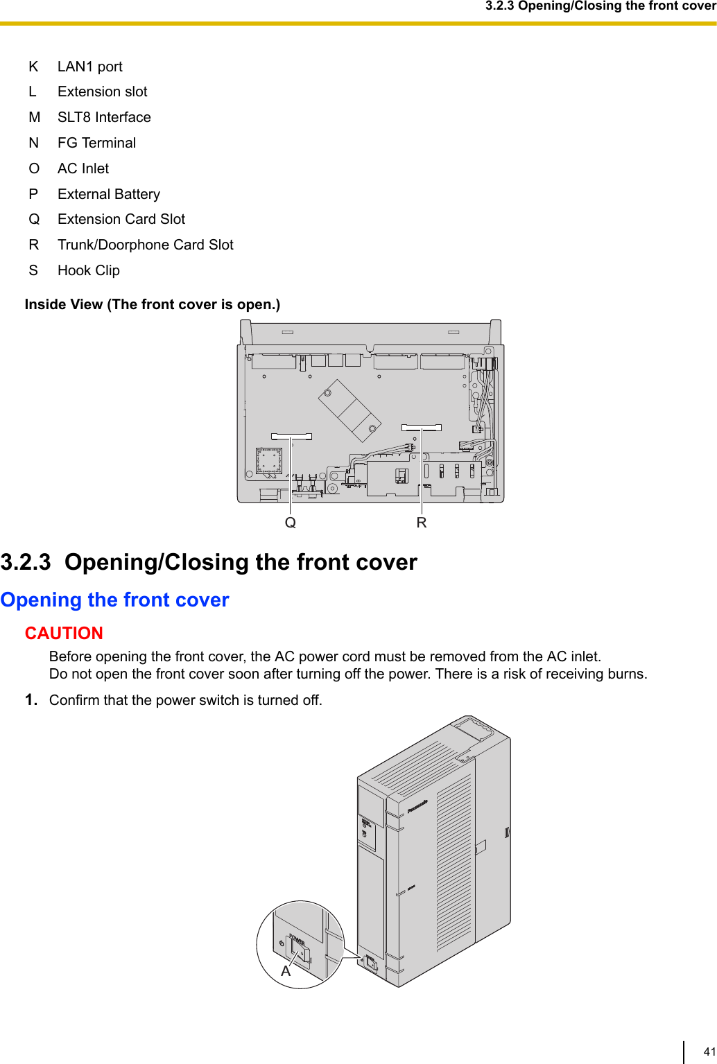 panasonic kx hts32 user manual