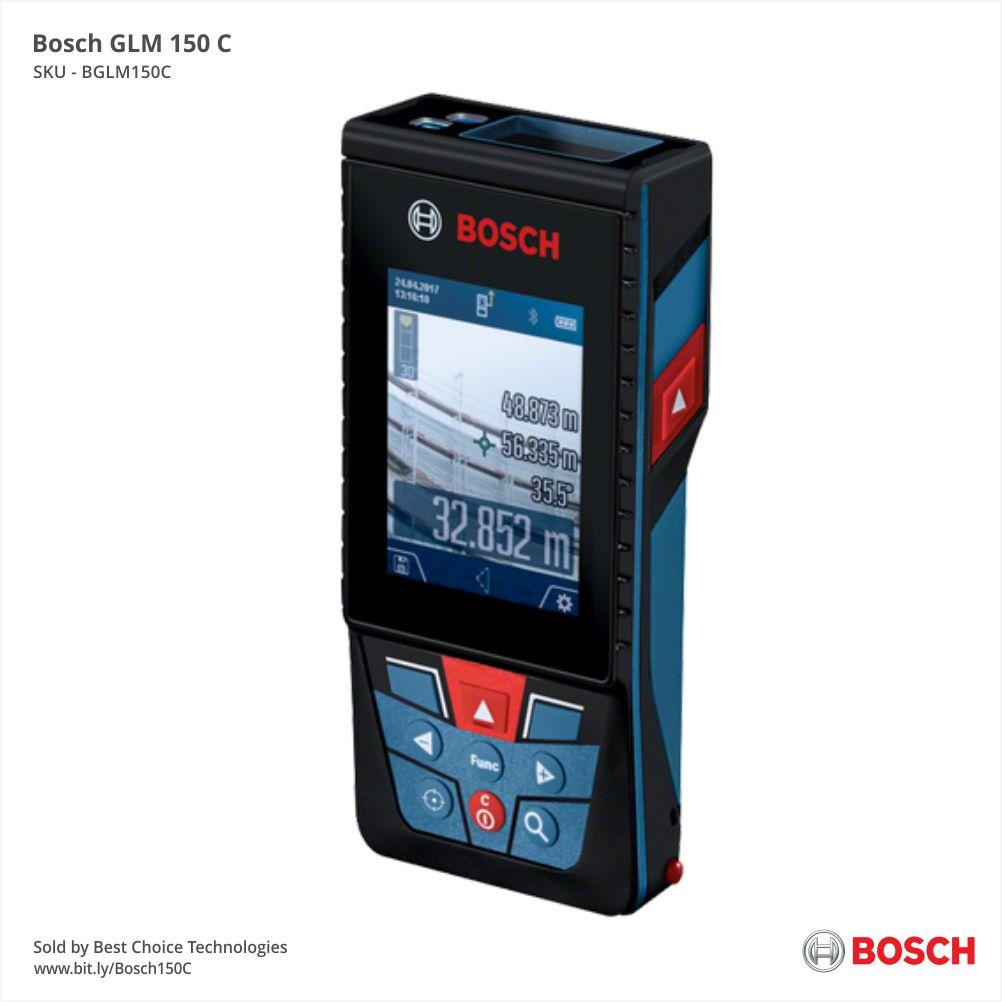 bosch glm 150 user manual