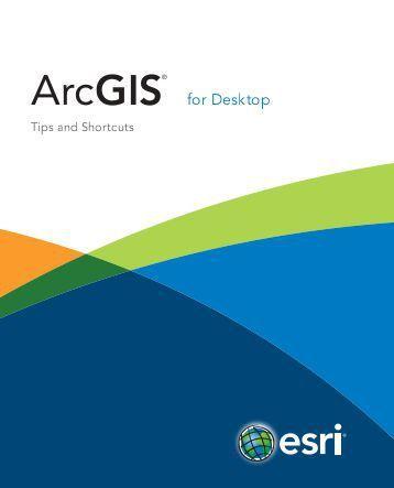 arcgis 10.2 user manual pdf