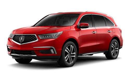 2018 acura mdx owners manual