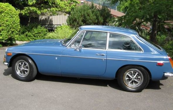 1972 mgb gt owners manual