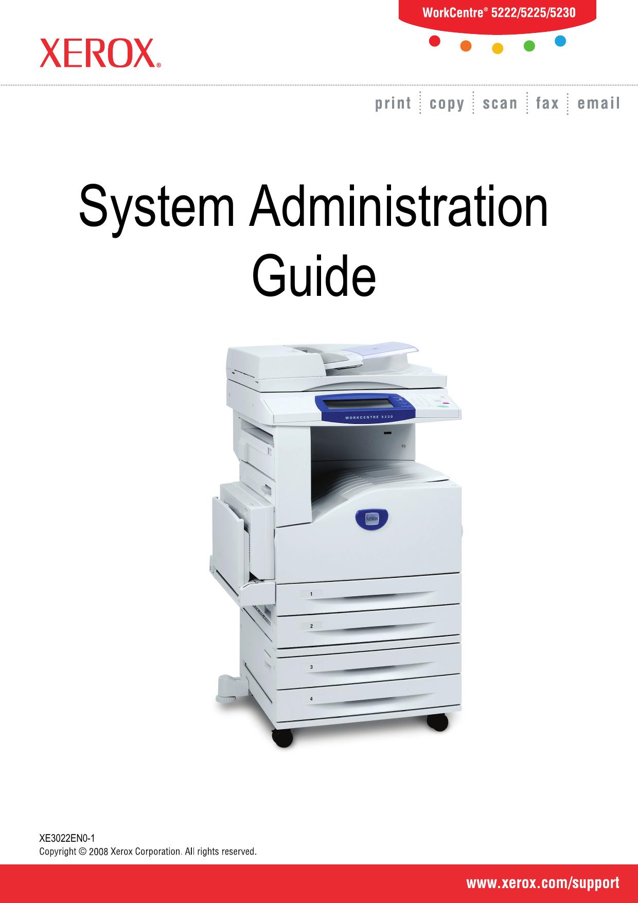 xerox workcentre 7132 user manual