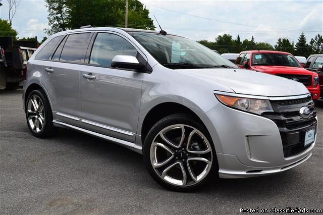 2011 ford edge sport owners manual