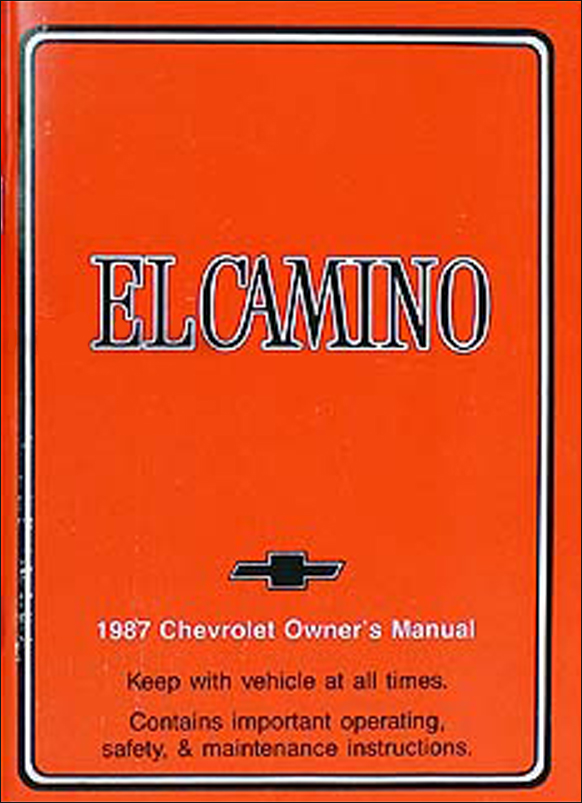 1997 monte carlo owners manual