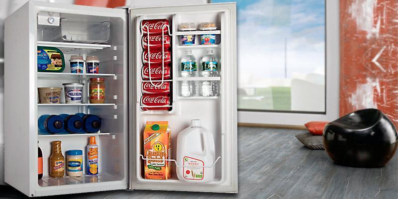 danby designer mini fridge user manual
