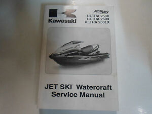 2008 kawasaki ultra 250x owners manual