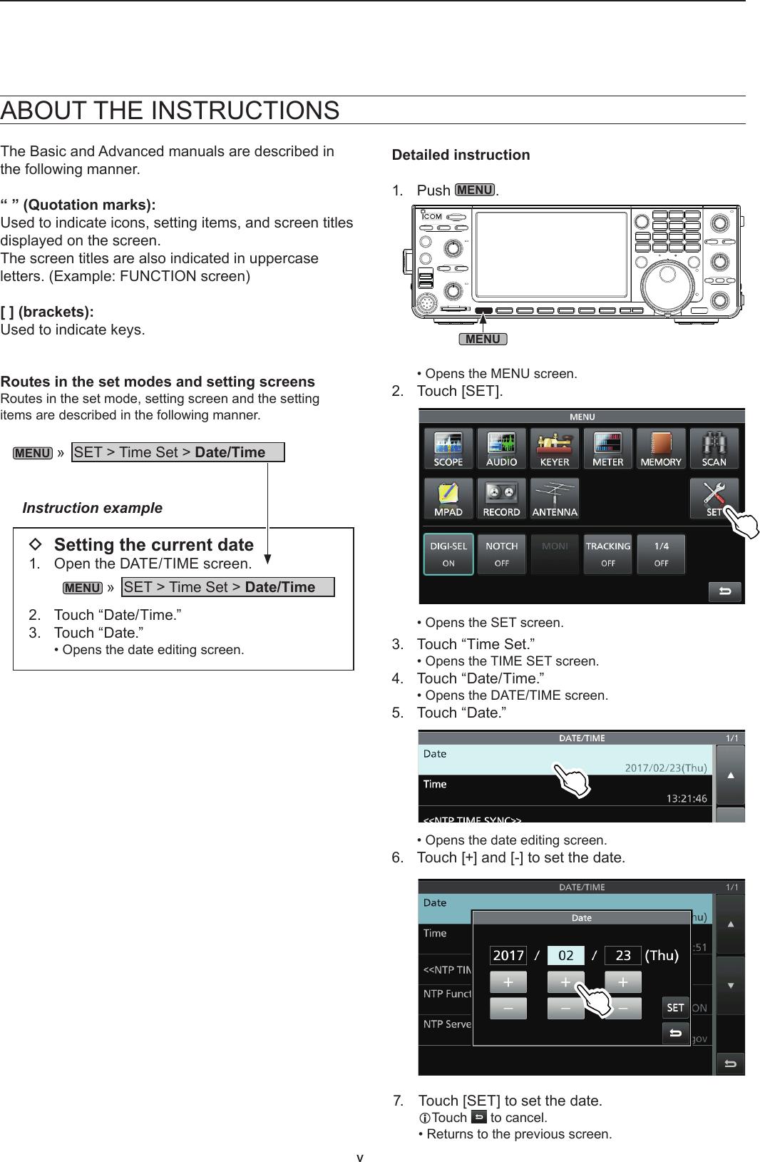 icom ic 2100 user manual