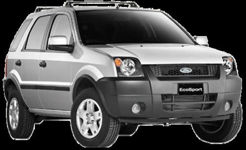 ford ecosport service manual pdf