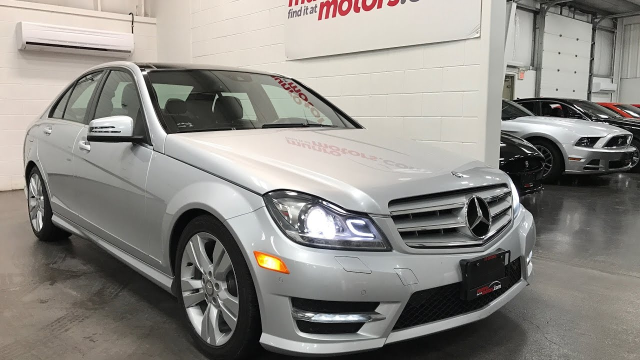 2012 mercedes benz c300 owners manual