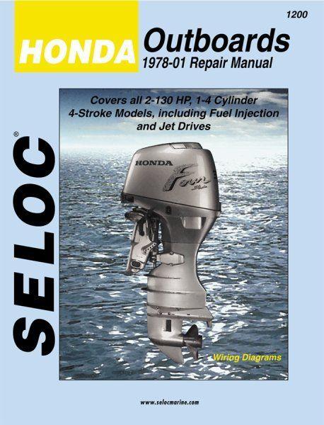2001 yamaha 50 hp outboard service manual
