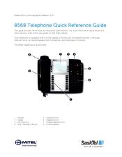 mitel 8528 phone user manual