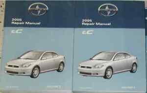 2005 scion tc service manual