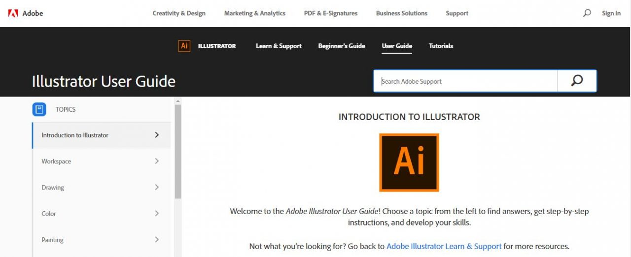 adobe illustrator cs6 user manual pdf