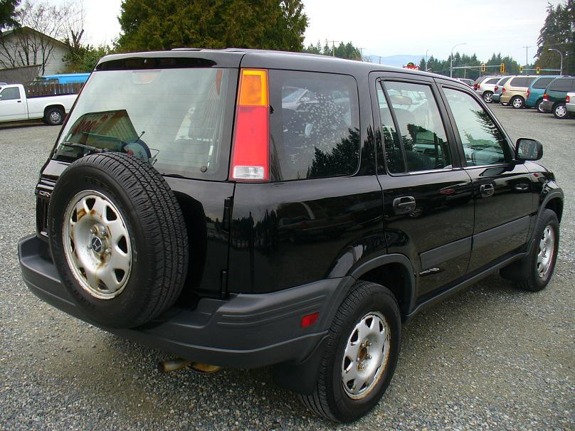 1999 honda cr v owners manual