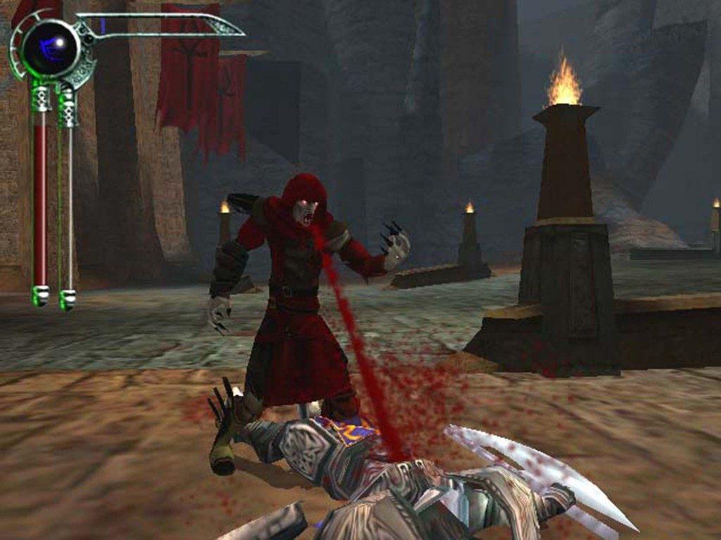 blood omen 2 ps2 manual