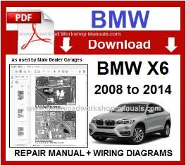 bmw 7 series service manual pdf