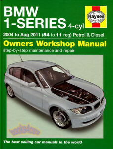 bmw e90 service manual book