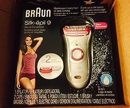 braun silk epil 9 user manual
