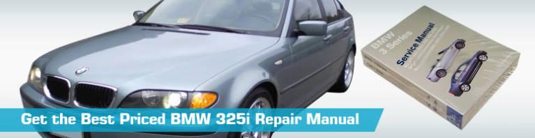 1994 bmw 325i service manual