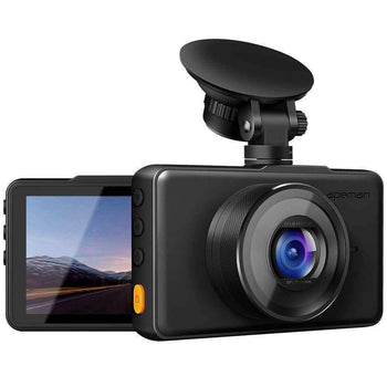 crosstour dash cam user manual
