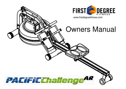 challenge acs120 ar user manual