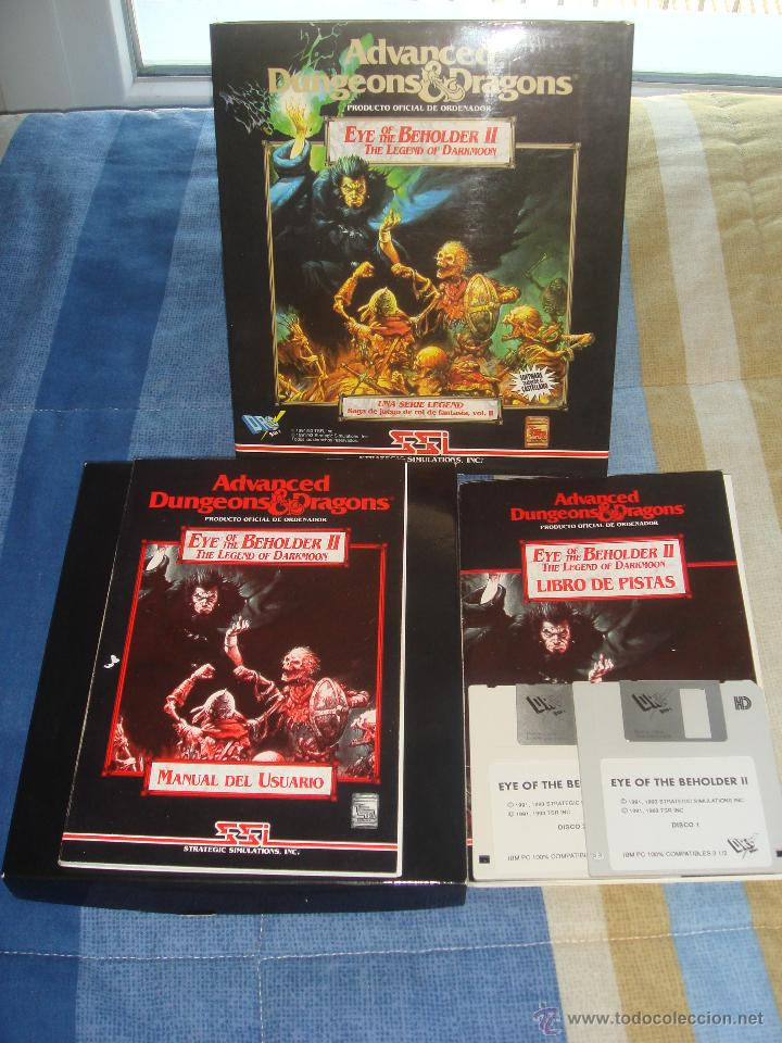eye of the beholder 2 manual castellano