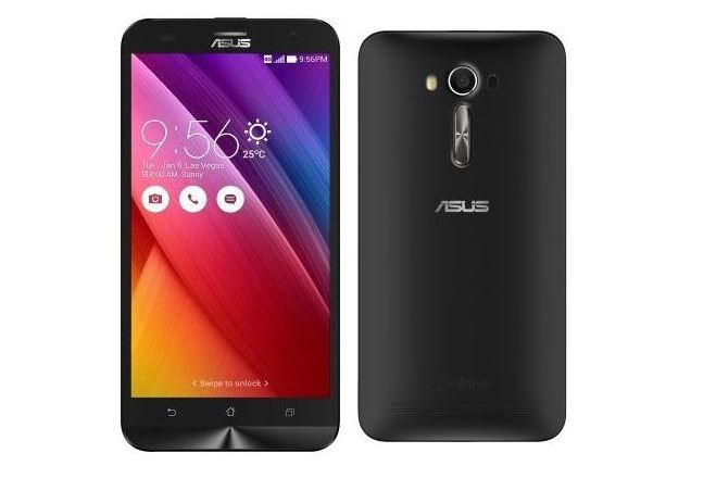 how to update asus zenfone 2 laser manually