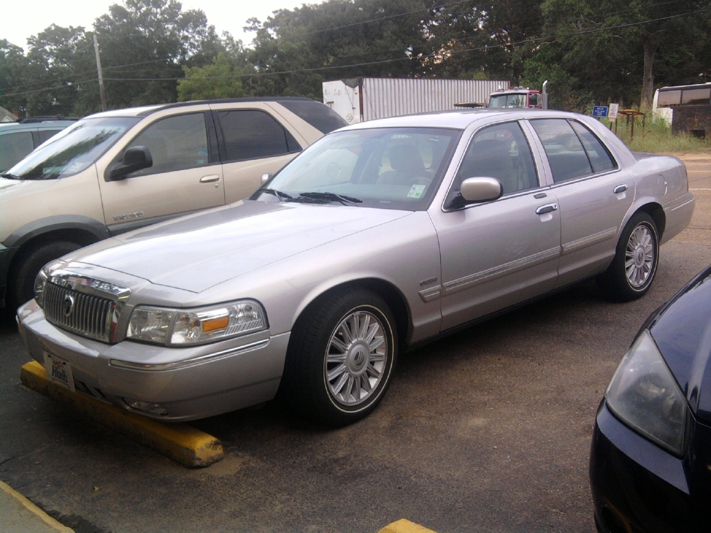 2010 mercury marquis owners manual