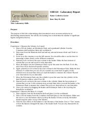 chem 121 lab manual lab 2 answers