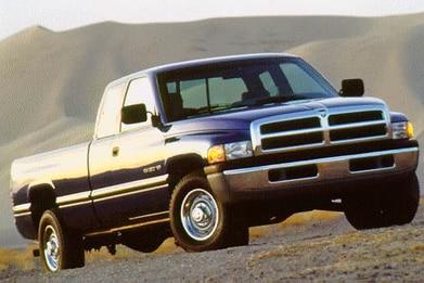 1997 dodge ram 2500 owners manual