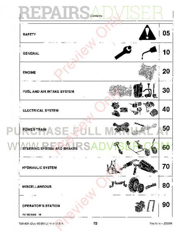 john deere 2155 service manual pdf