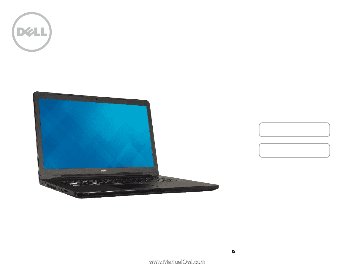 dell inspiron 13 5000 series 2 in 1 manual