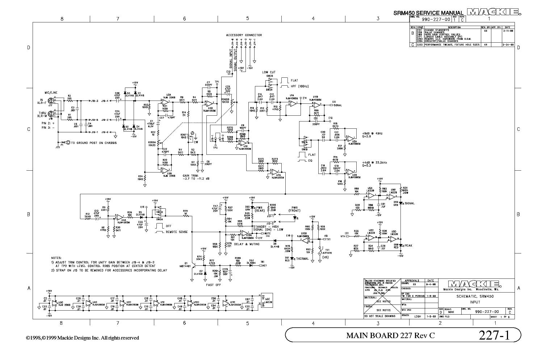 mackie srm 450 service manual