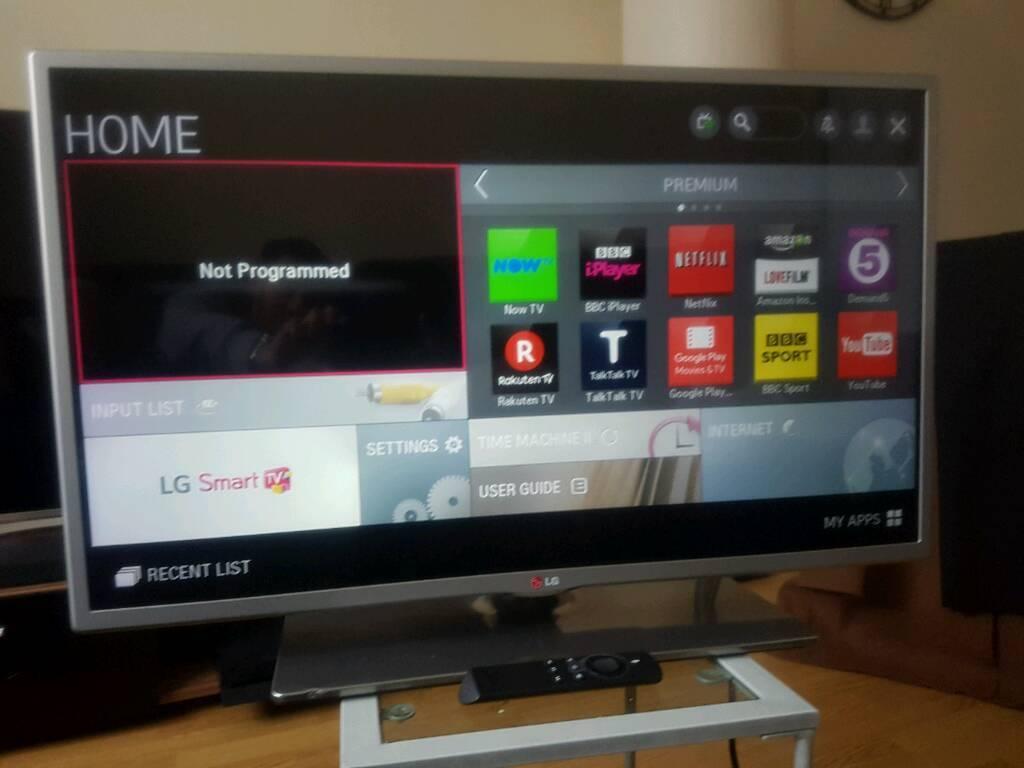 lg 32 inch led tv user manual