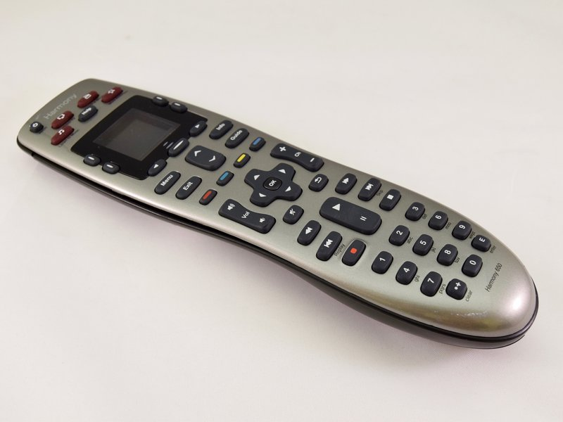 harmony remote 650 user manual
