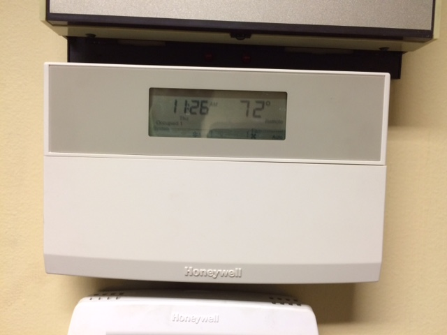 honeywell commercial thermostat user manual