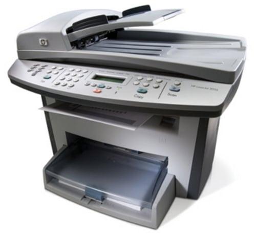 hp laserjet 3050 user manual