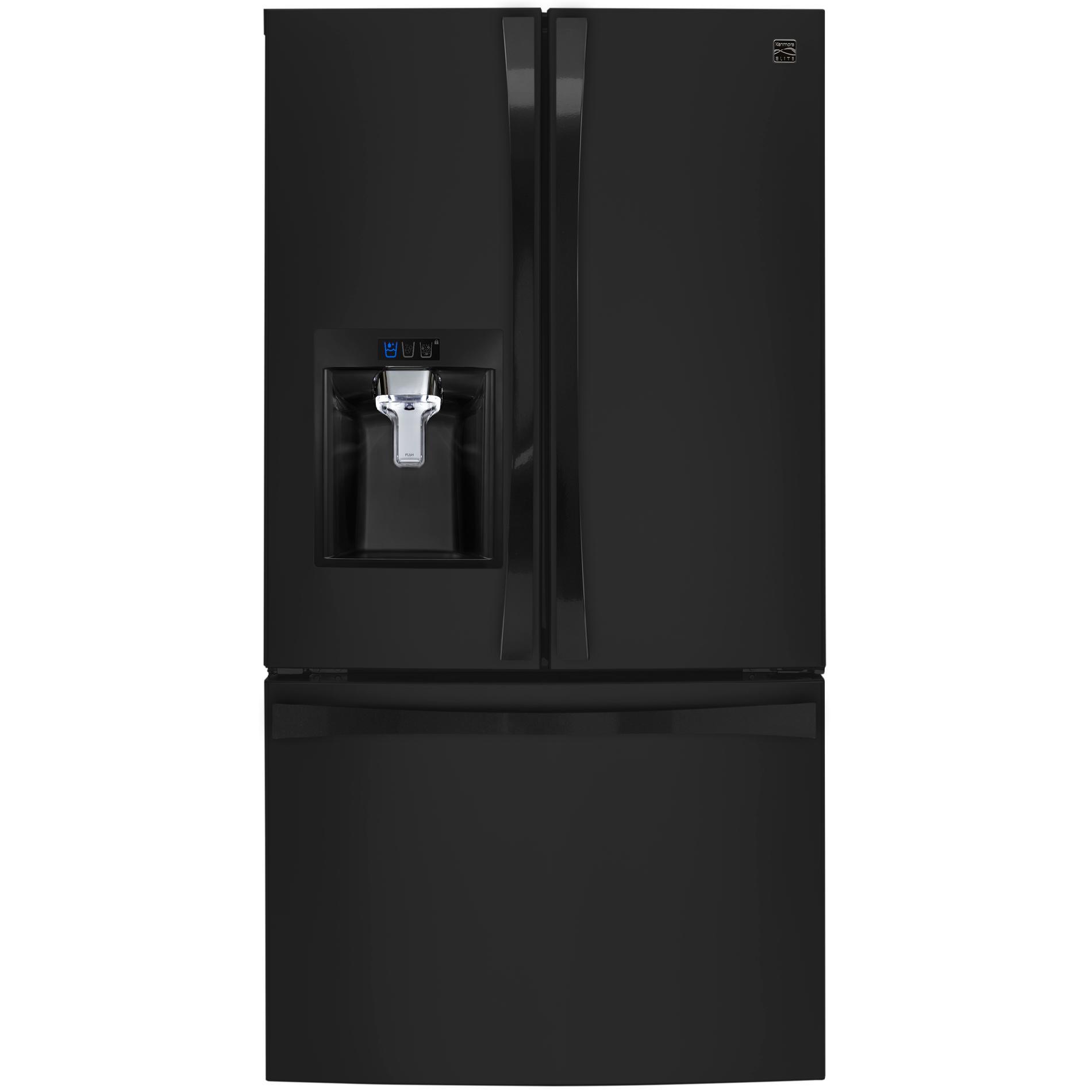 kenmore elite fridge manual 2 door