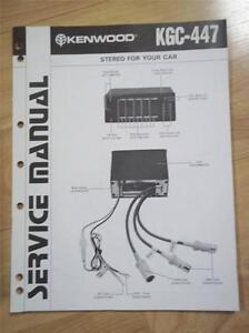 kenwood car stereo owners manual