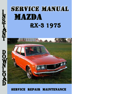 mazda 3 service manual download