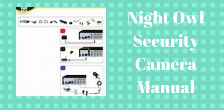 night owl security user manual