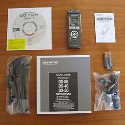 olympus ds 5000 user manual