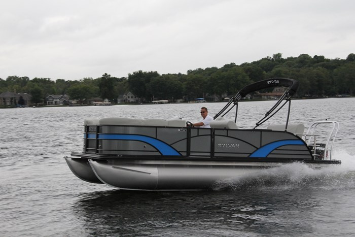 sylvan pontoon boat owners manual