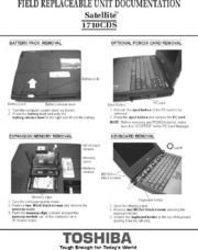 toshiba satellite a215 service manual